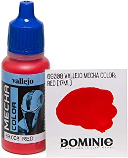 Vallejo Red 17ml Painting Accessories