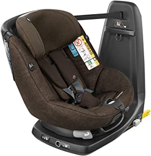 Maxi Cosi AxissFix Toddler Car Seat, 360° Swivel Car Seat, 4 Months-4 Years, 61 – 105 cm, Nomad Brown
