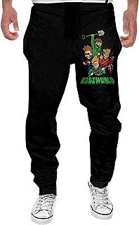 Mens Eddsworld Men's Casual Sweatpants Pants