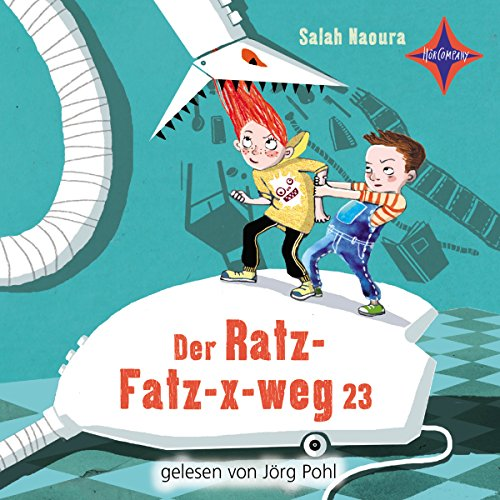 Der Ratz-Fatz-x-weg 23                   By:                                                                                                                                 Salah Naoura                               Narrated by:                                                                                                                                 Jörg Pohl                      Length: 3 hrs and 39 mins     Not rated yet     Overall 0.0