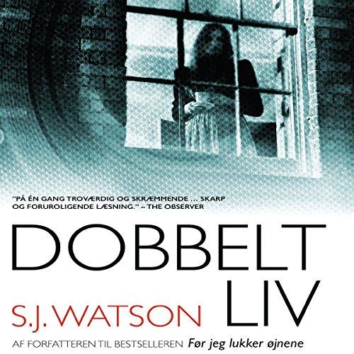 Dobbeltliv audiobook cover art