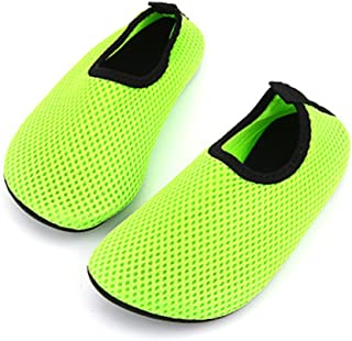 Toddler//Little Kid//Big Kid Fancyww Boy /& Girls Water Aqua Shoes Swimming Pool Beach Sports Quick Drying Shoes