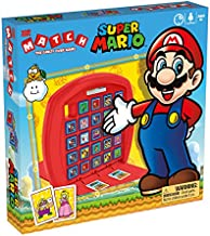 Super Mario Top Trumps Match Board Game