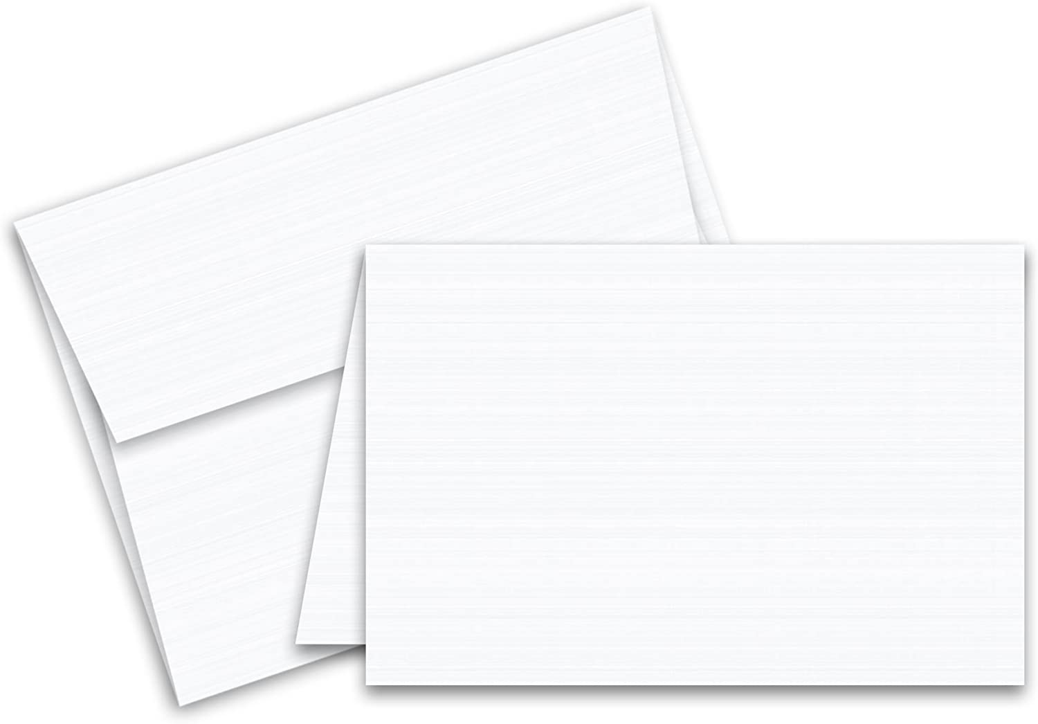 Item 154C 4x6 inch Lined Note Cards Printable DIY INSTANT DOWNLOAD 2 Designs Black /& White