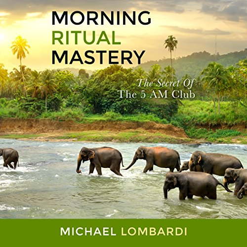 Morning Ritual Mastery audiobook cover art