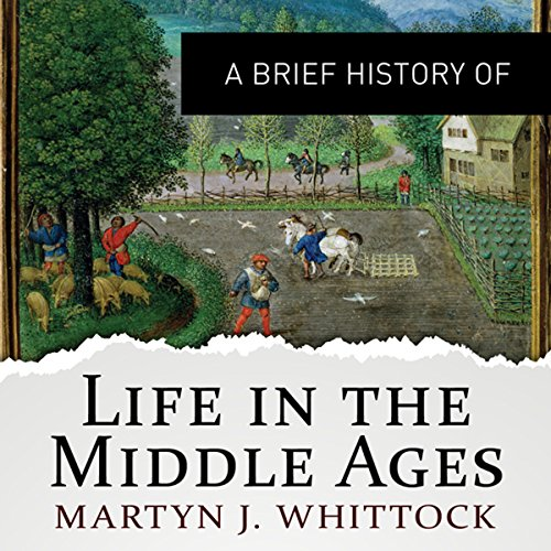 A Brief History of Life in the Middle Ages cover art