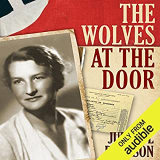 The Wolves at the Door audiobook cover art