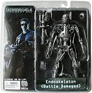 Terminator 2 Battle Damged Endoskeleton
