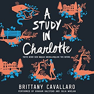 A Study in Charlotte cover art