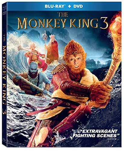 The Monkey King 3 [Blu-ray & DVD]