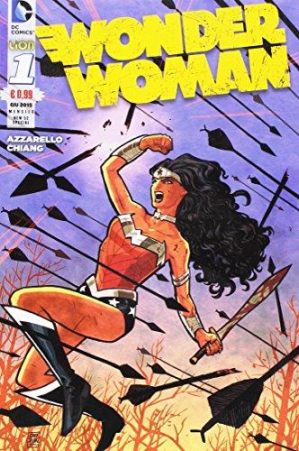 Wonder Woman (Vol. 1)