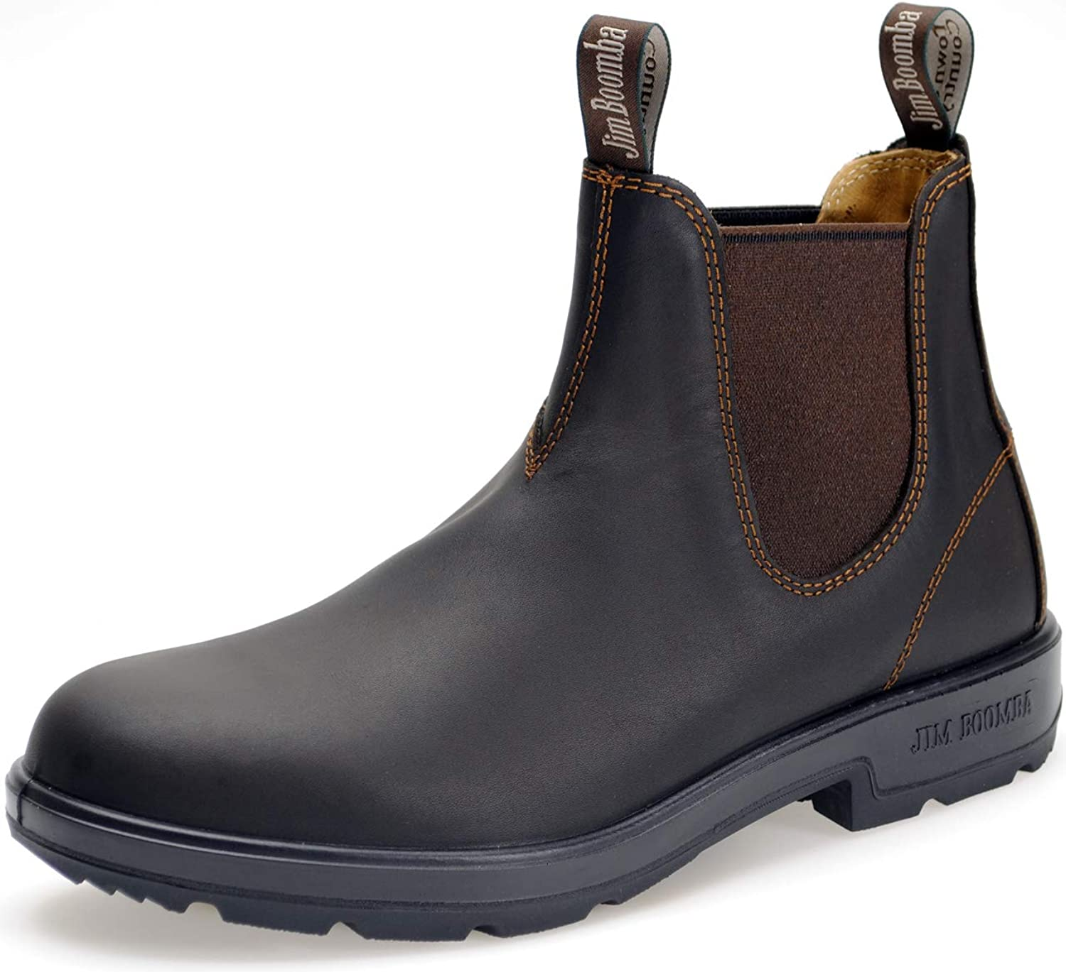 Jim Boomba Country Slip On Chelsea Boots - Australian Style - Unisex Boots