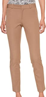 e4ed0835b4a Banana Republic Women s Sloan Slim Safari Khaki Ankle Pant
