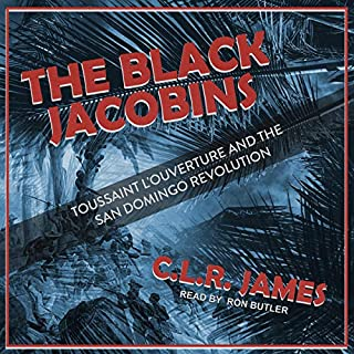 The Black Jacobins audiobook cover art