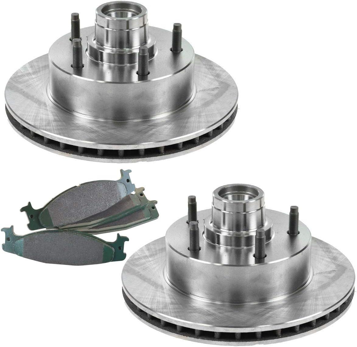 Front Sale price Premium Posi Ceramic Disc Brake 94-03 for Pads Great interest Rotor Kit