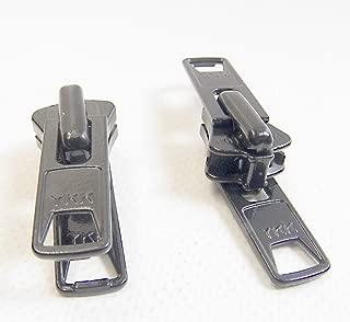 ykk #10 metal zipper