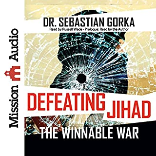 Defeating Jihad audiobook cover art