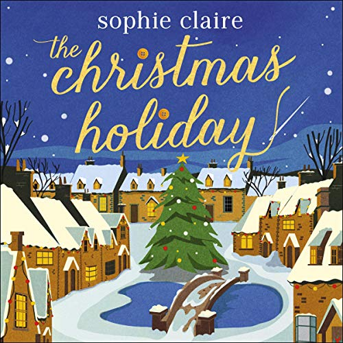 The Christmas Holiday audiobook cover art
