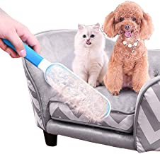 sanheng fire Pet Brush 2-Piece Set Household Hair Remover Fast Sticky Hair for Home and Pet