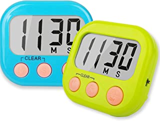 Classroom Timers for Teachers Kids Large Magnetic Digital Timer 2 pack