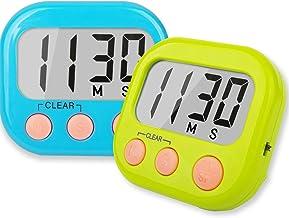 Classroom Timers for Teachers Kids Large Magnetic Digital Timer 2 pack