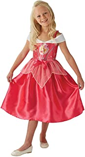 Rubie's Official Girl's Disney Princess Fairy Tale Sleeping Beauty Costume Aurora - Small