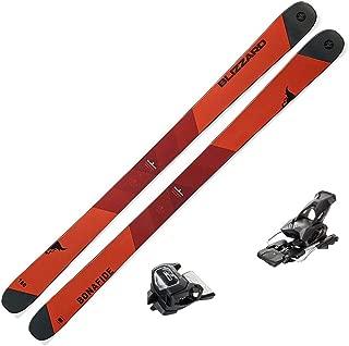 2019 Blizzard Bonafide Skis w/Tyrolia Attack2 GW Bindings