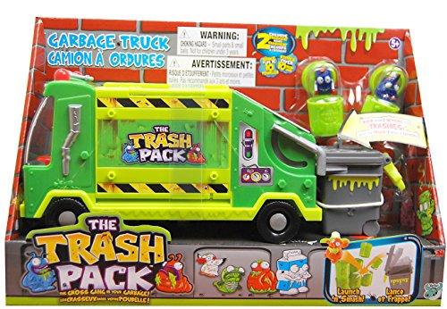 Moose Toys Trashies The Trash Pack 'Trashies' Garbage Truck