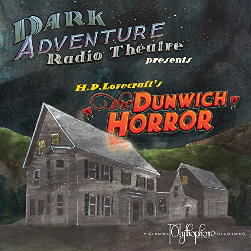The Dunwich Horror audiobook cover art