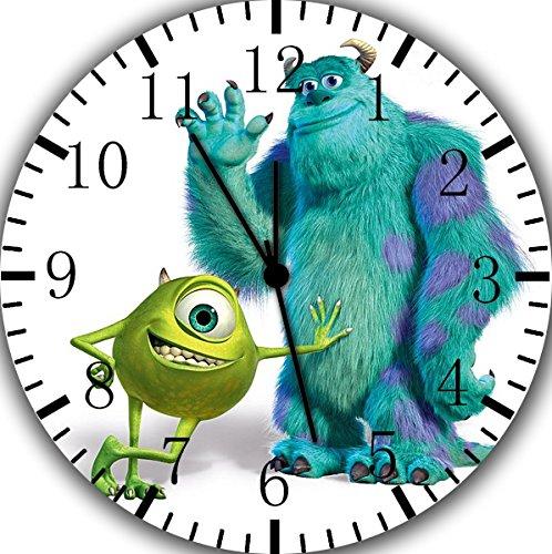 Monster Inc Disney. Reloj de pared 10'Niza regalo y habitación decoración de la pared A462