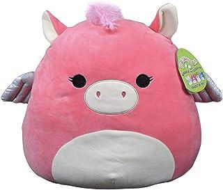 """SQUISHMALLOWS 16"""" Plush 1445482 Pink - Pegasus"""