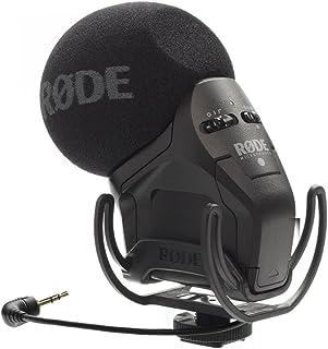Rode Microphones STVMPRO-RC - Micrófono de Condensador, Negro