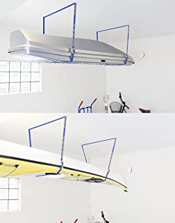 Fasty - Box Lift Straps/Garage Storage Lift/Cargo Lift - 2 Straps - 12' Long, 1