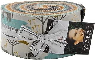 Stacy Iest HSU Safari Life Jelly Roll 40 2.5-inch Strips Moda Fabrics 20640JR