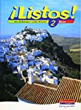 Listos! 2 Rojo Pupils Book (Listos for 11-14)