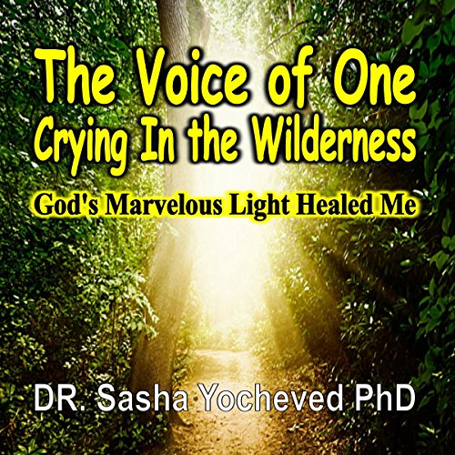 The Voice of One Crying in the Wilderness audiobook cover art