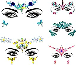 Best rhinestone on face Reviews