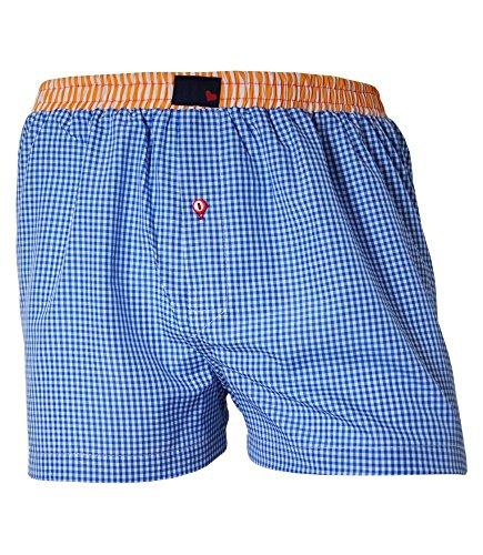 UNABUX Boxershorts Boxers Shorts Webboxer Ondergoed onderbroek Brieven - GROESSE XL