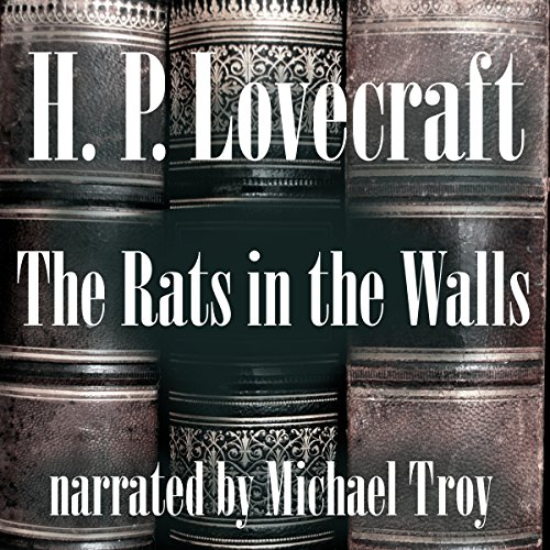 The Rats in the Walls audiobook cover art