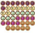 Slice Flavored Coffee for Keurig K Cup Brewers, Variety Pack, 40 Count