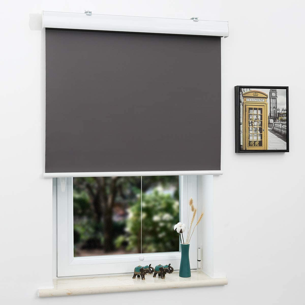Ranking TOP14 SUNFREE Blackout Window Classic Shades Cordless Roller for