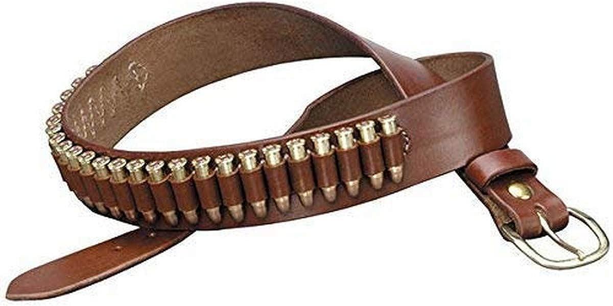 Triple K Phoenix Mall 10022 100 Heavy Saddle Pistol Max 60% OFF Cartridge W Belt Leather
