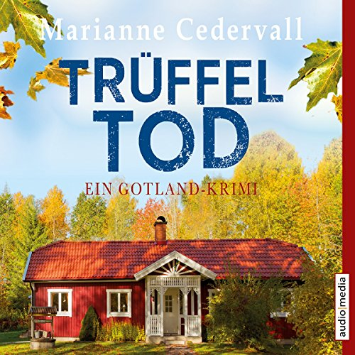 Trüffeltod audiobook cover art