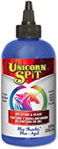 Unicorn SPiT 5771008 Gel Stain and Glaze, Blue Thunder 8.0 FL OZ Bottle