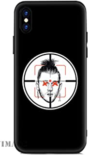 TorontoFinds, Custom Shock and dust Resistant Cases, MGK Killshot Soft Silicone TPU Mobile Covers Compatible with iPhone (iPhone 6/6s)