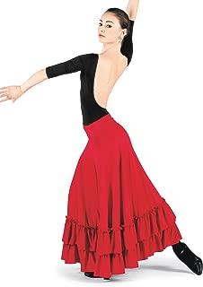 Adult Flamenco Skirt,9100