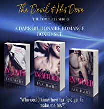 ENSLAVED, ENRAPTURED & ENTWINED: THE COMPLETE DEVIL & DOVE SERIES (TRILOGY): A BILLIONAIRE DARK ROMANCE SERIES