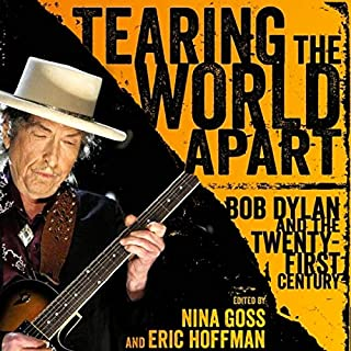 Tearing the World Apart audiobook cover art