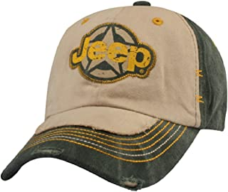 Jeep Star Applique Cap
