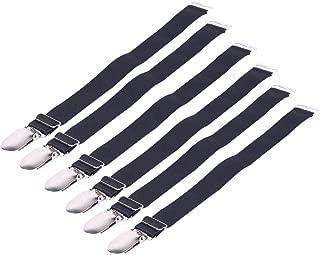 iiniim Elastic Straight Style & Y Style Suspender Garter Belts Corset Holders Stockings Fastener